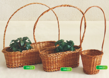 Flower basket small